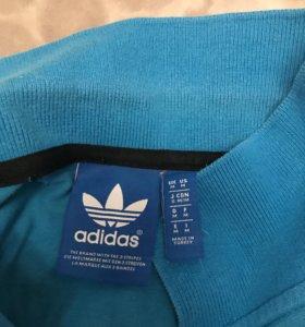 Поло adidas новое