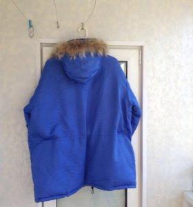 Куртка- пуховик производство Канада