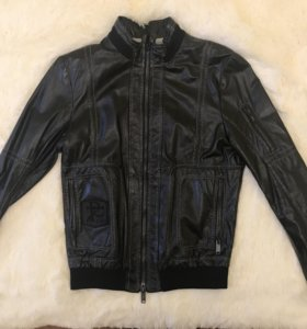 Куртка из натуральной кожи PR'OFF