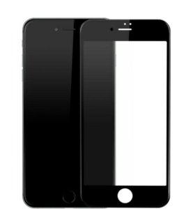 Защитные стекла 3D iPhone