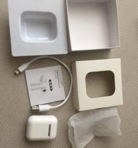 Беспроводные наушники Apple airpods/i8x mini