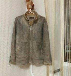Куртка-дубленка демисезонная