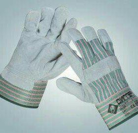 Перчатки спилковые(рабочие)