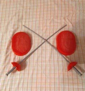 Шпаги для фехтования (игрушечные)