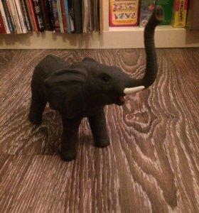 Игрушка резиновая 🐘 слон