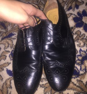 Продам мужские туфли Италия 🇮🇹