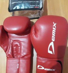 Новые Боксёрские перчатки 10 oz