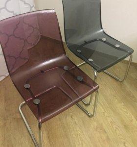 Три стула Икеа