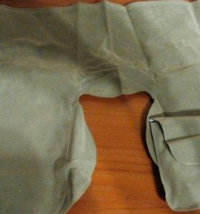 Подушка на шею надувная