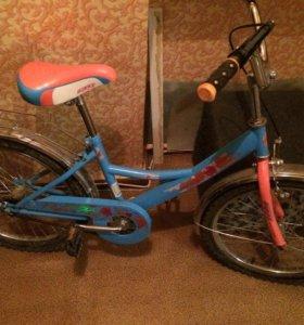 Велосипед подростковый, б/у