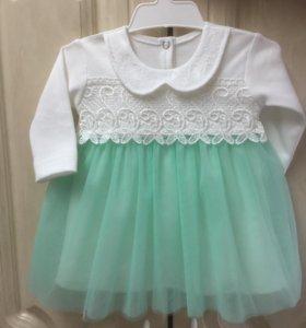 Платье для новорожденных принцесс