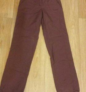 Новые утепленные штаны 42размер