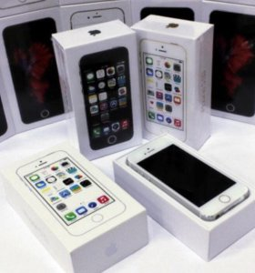 Оригинал iPhone 5S 16gb NEW