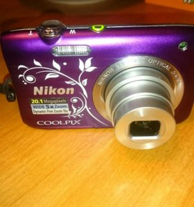 Фотоаппарат Nikon.