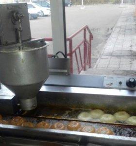 Пончиковый автомат ПРФ-11/900 SIKOM