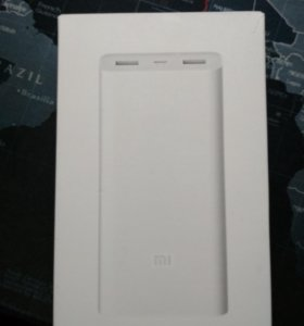 Внешний аккумулятор Xiaomi Mi Power Bank 2 20000