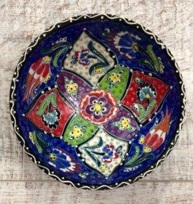Греческая тарелка в турецком стиле