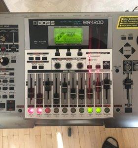Boss BR-1200CD 80G