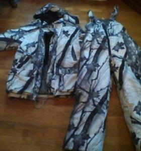 Костюм мембранный, теплый комбинезон,куртка