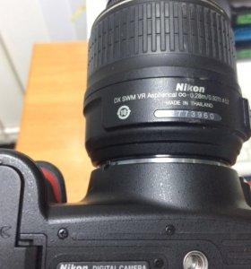 Ц/фотоаппарат Nikon