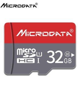 Карта памяти micro sd 32 гб