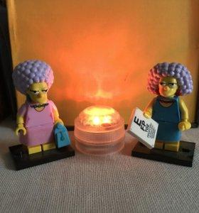 Минифигурки LEGO Simpsons