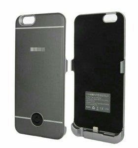 Чехол-аккумулятор на iPhone 5/5s