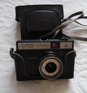 Продам советский фотоаппарат