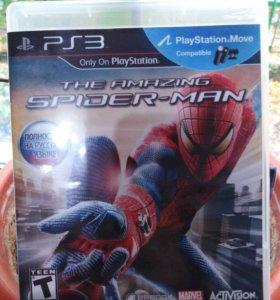Новый Человек-Паук PS3