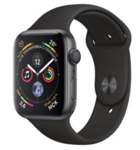 Apple Watch 4 series 44 space gray