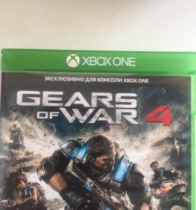 Gear of war 4 & Metro redux