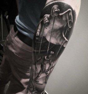 Тату tattoo татуировки