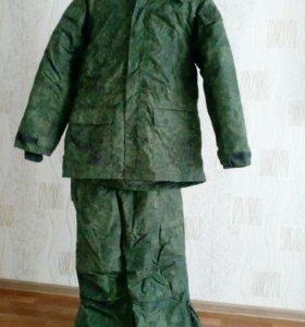 Новый зимний костюм для военнослужащего