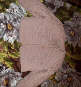 Продается куртка под свадебное платье
