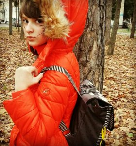 Куртка зимняя Акула Кидс