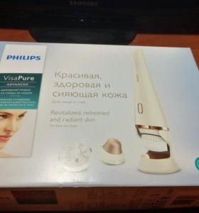 Прибор для ухода 3-в-1 за кожей VisaPure Advanced