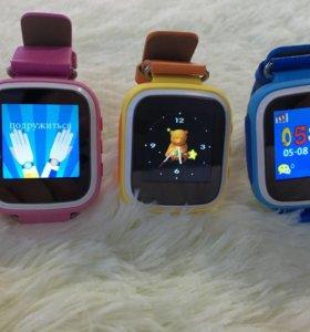 детские часы Q60