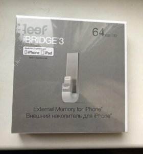 Leef ibridge 3 64 gb