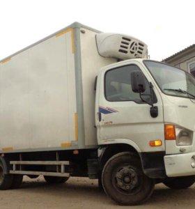 Фургон рефрижератор Hyundai HD 78