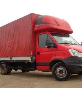Тентованный фургон Iveco Daily 70C15