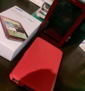 Samsung tab (red)