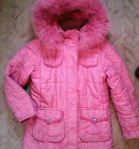 Куртка - зима на 10-12 лет