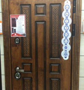 Входные двери, стальные и металлические (межкомн)