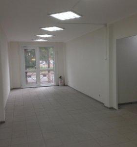 Аренда, торговое помещение, 45 м²