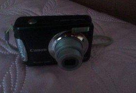 Видеокамера Canon камера 3,5 мг, флешка 10ГБ