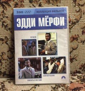 Коллекция фильмов Эдди Мёрфи