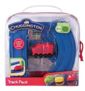 Паровозики с железной дорогой Chuggington