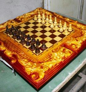 Нарды - Шахматы