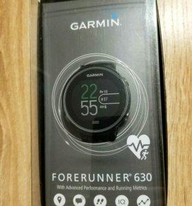 Garmin Forerunner 630 + Garmin hrm premium