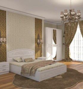 Спальный гарнитур жемчуг